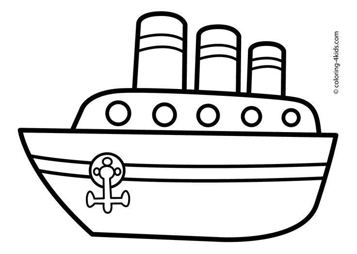 malvorlagen kinder schiff  tiffanylovesbooks