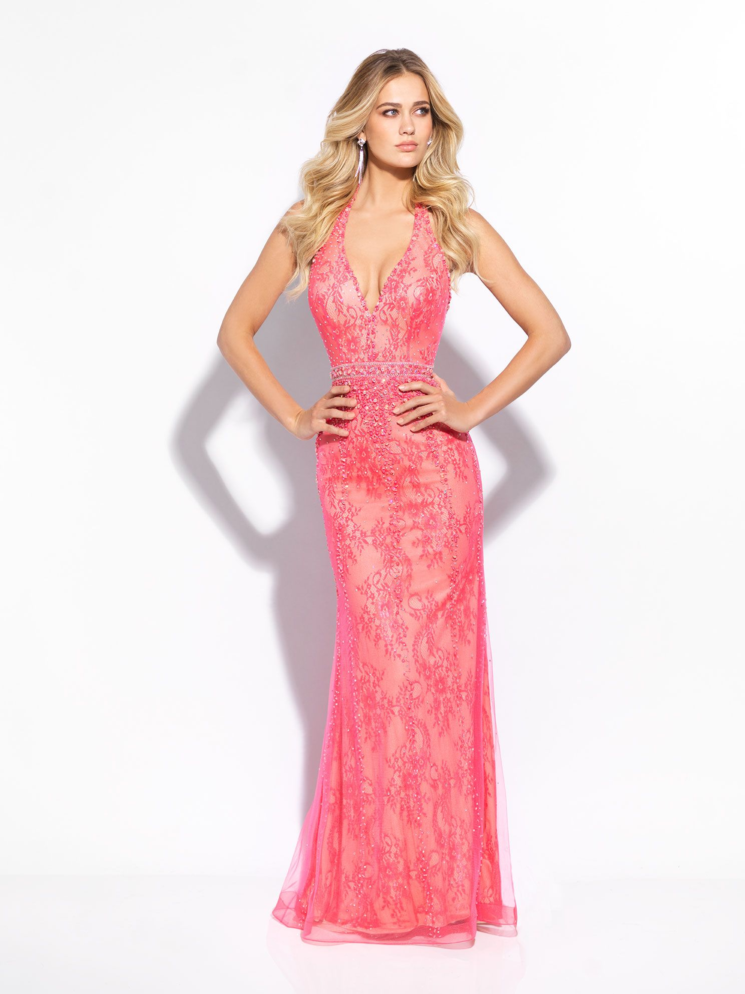 Madison James 17-208 full lace prom dress #ipaprom | Madison James ...