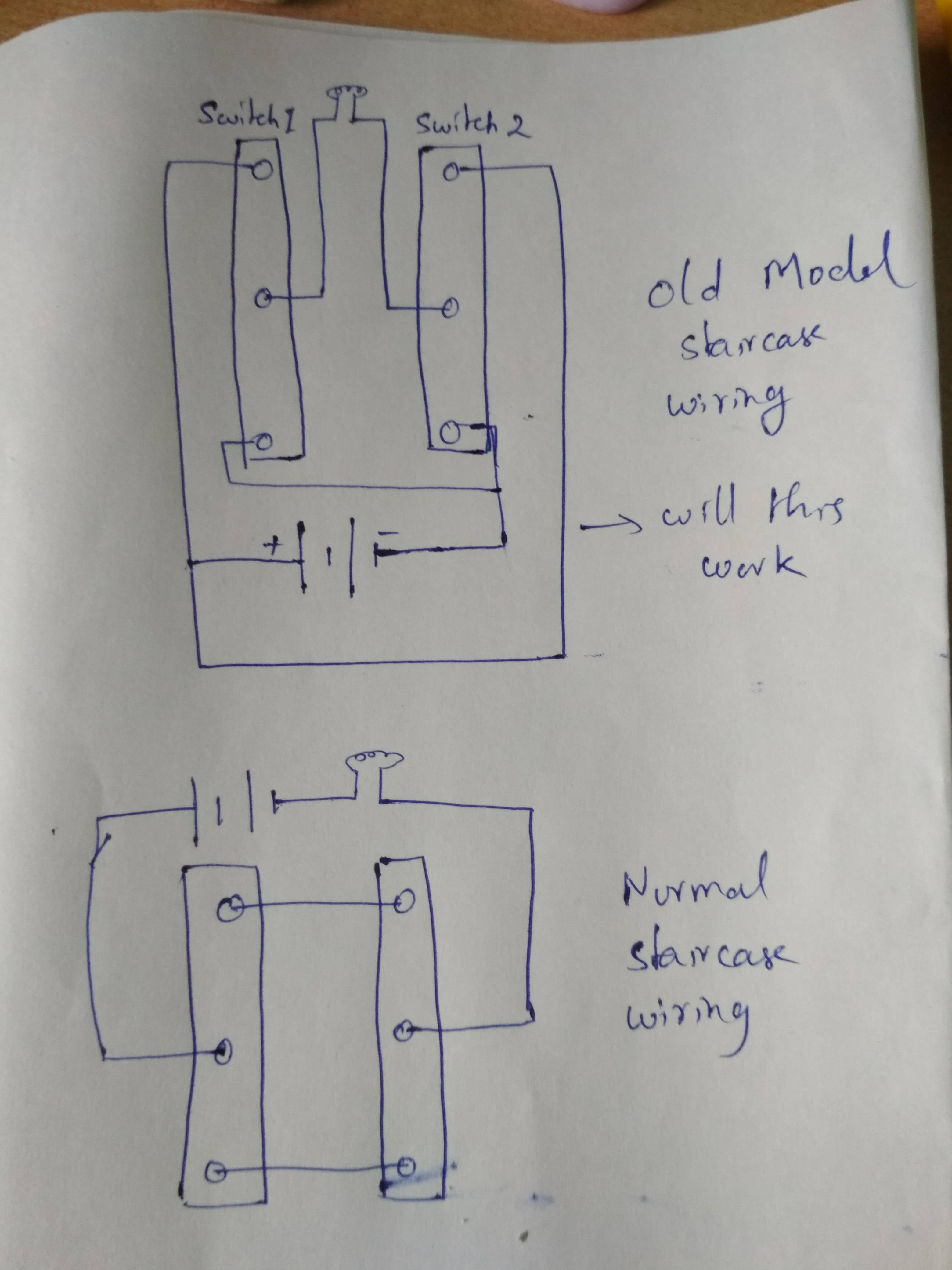 Inspirational Stair Light Switch Wiring Diagram Diagrams Digramssample Diagramimages Wiringdiagramsample W Light Switch Wiring Light Switch Stair Lighting