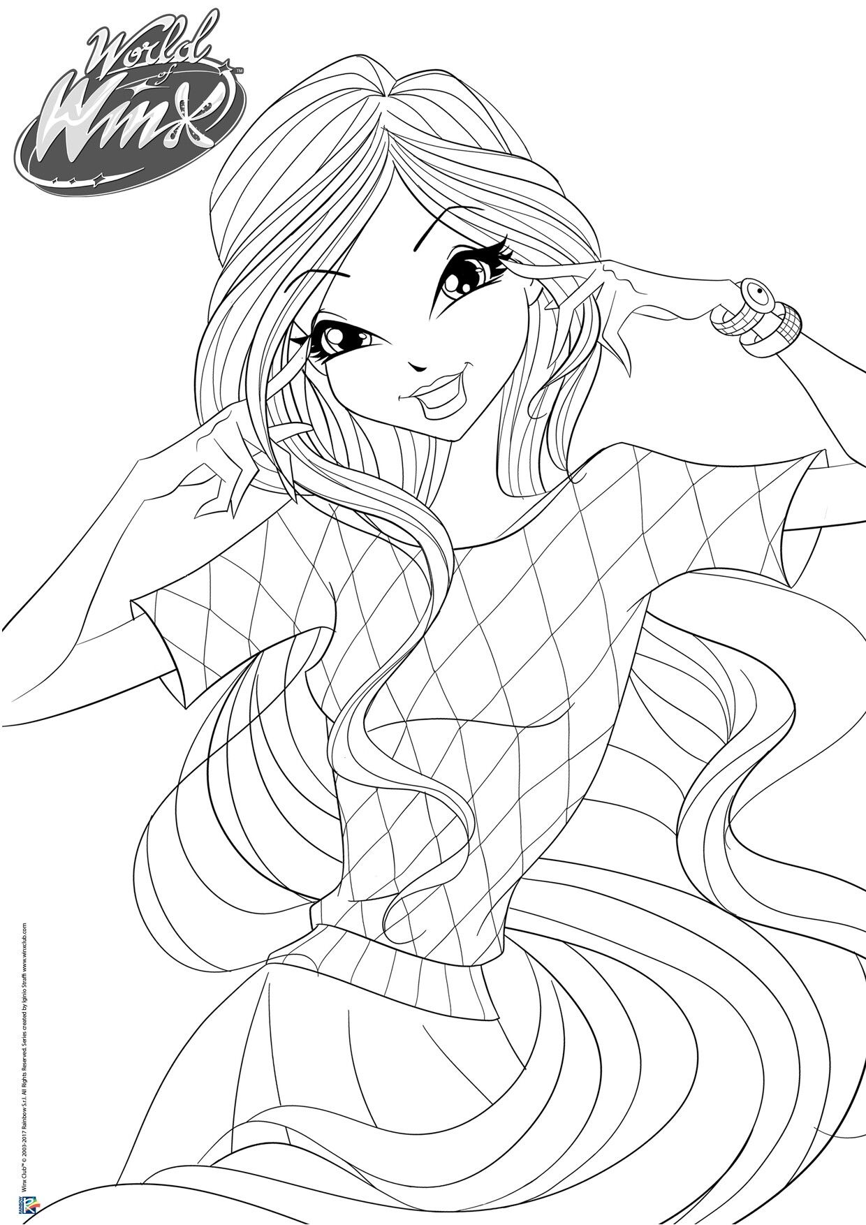 Pin By Leticia On Winx Mermaid Coloring Pages Cartoon Coloring Pages Coloring Pages