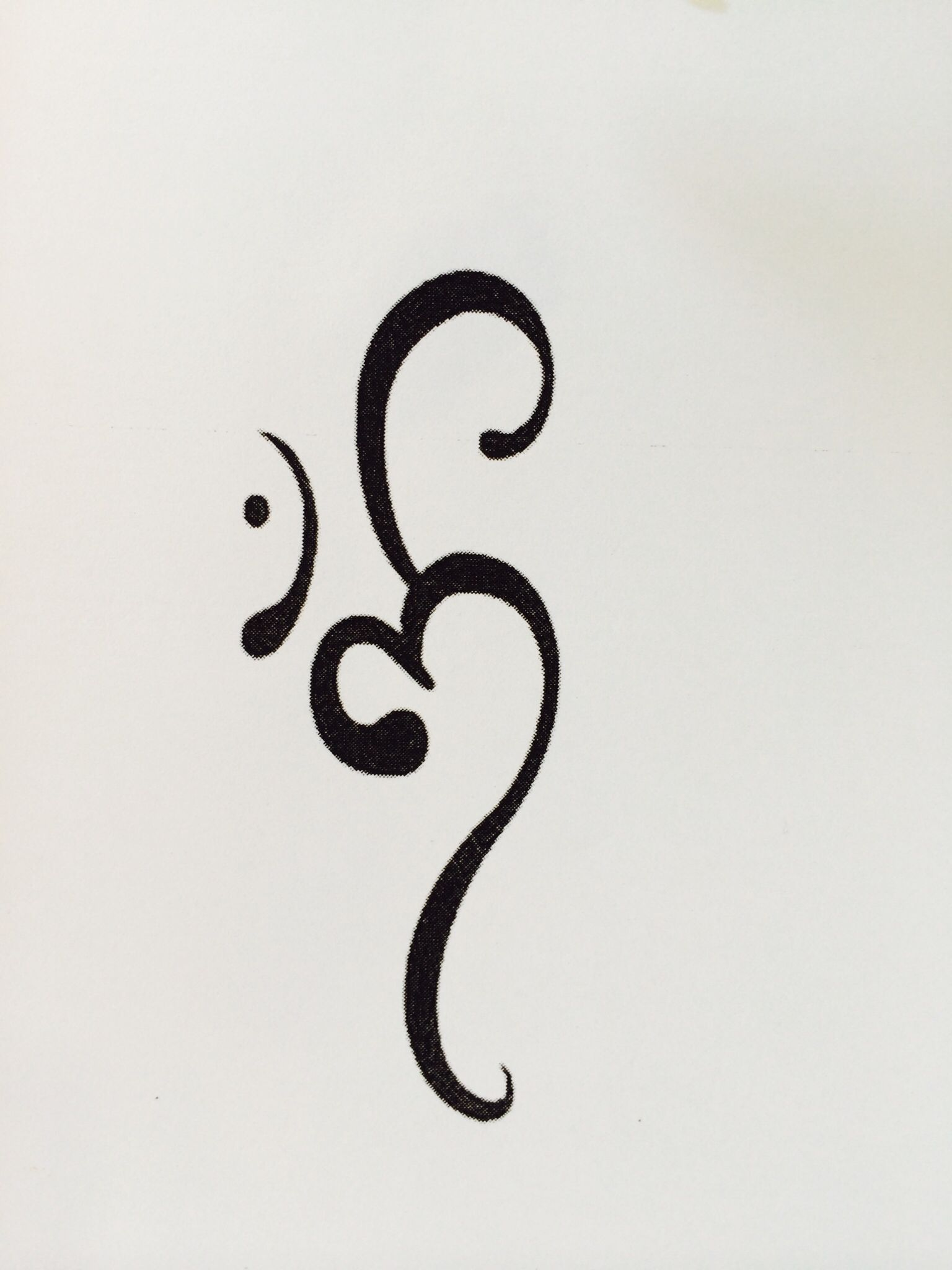 Inspiration For An Ohmaum Tattoo Tattoo Designs Pinterest