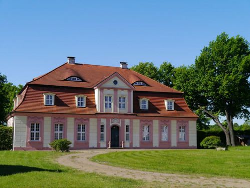 Gutshaus Peitz Herrenhaus, Haus, Anwesen