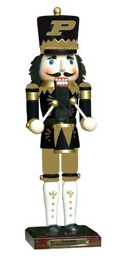 Ncaa Purdue Boilermakers 14 Inch Nutcracker 6th Edition By