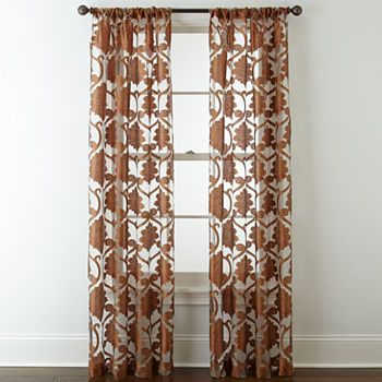 Curtains & Drapes, Curtain Panels - JCPenney   Decorating ...