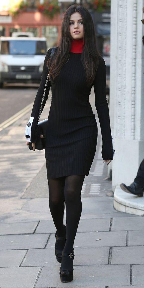 Con V de Vogue: Get the look: Selena Gomez