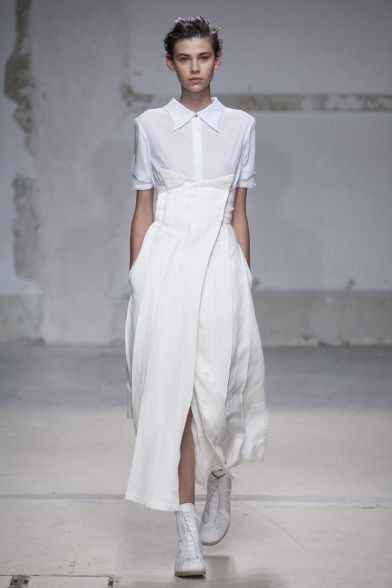Aganovich - Spring Summer 2014 Ready-To-Wear - Shows - Vogue.it