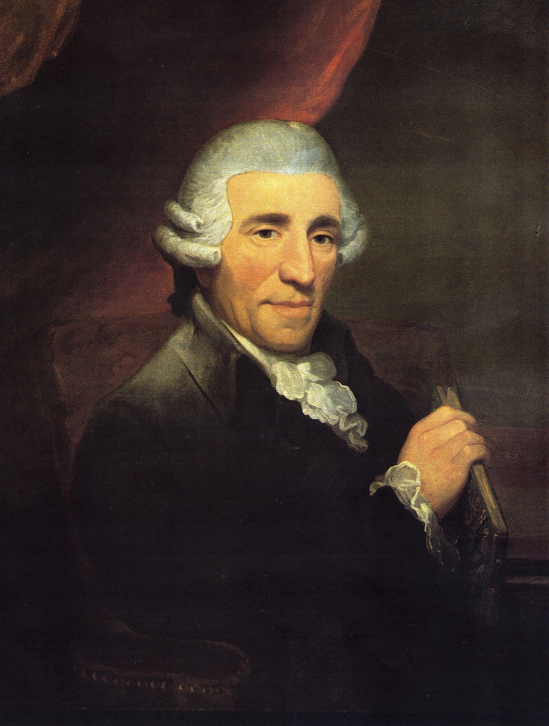 The Great Austrian Composer Joseph Haydn Josephhaydn Haydn Austria
