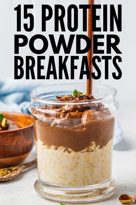 30 Protein Powder Recipes to Help You Feel Full and Lose Weight