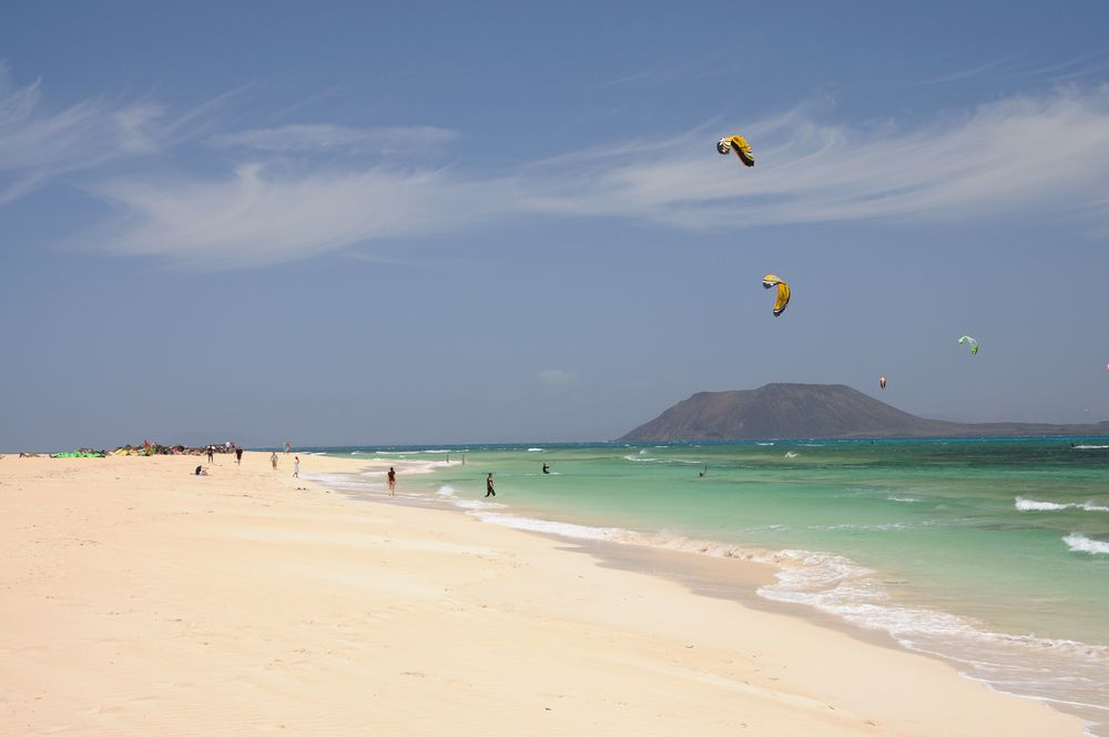 Corralejo, Fuerteventura, Spain