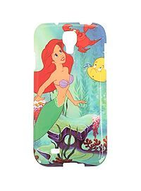 HOTTOPIC.COM - Disney The Little Mermaid Under The Sea Galaxy 4 Phone Case