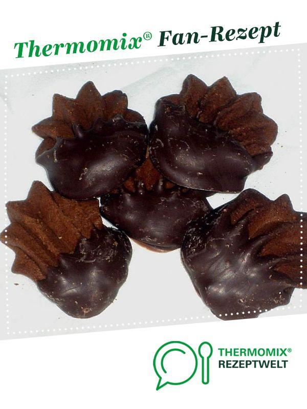 Photo of Schokoladen Spritzgebäck Weihnachten Plätzchen