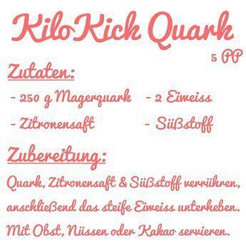 Abnehm Tipp: Kilo Kick Quark   Fashion Kitchen   Bloglovin'