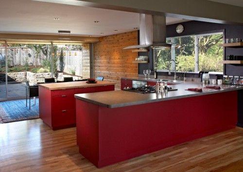 modern kitchen by Kraft Custom Construction