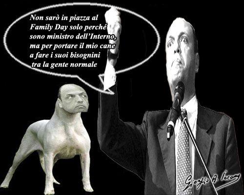 La decisiva presenza del ministro Alfano al Family...
