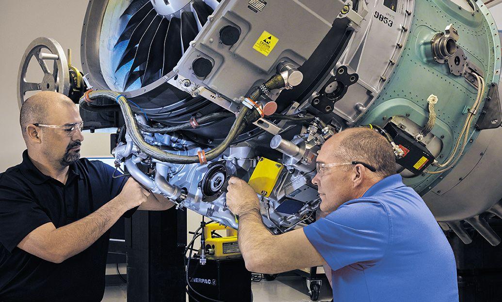 Aircraft Technician Training Ontario