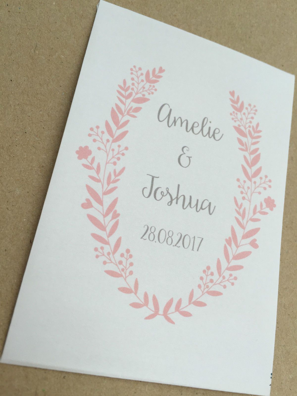 Perfect Wildflower Seed Wedding Favors Sketch - The Wedding Ideas ...