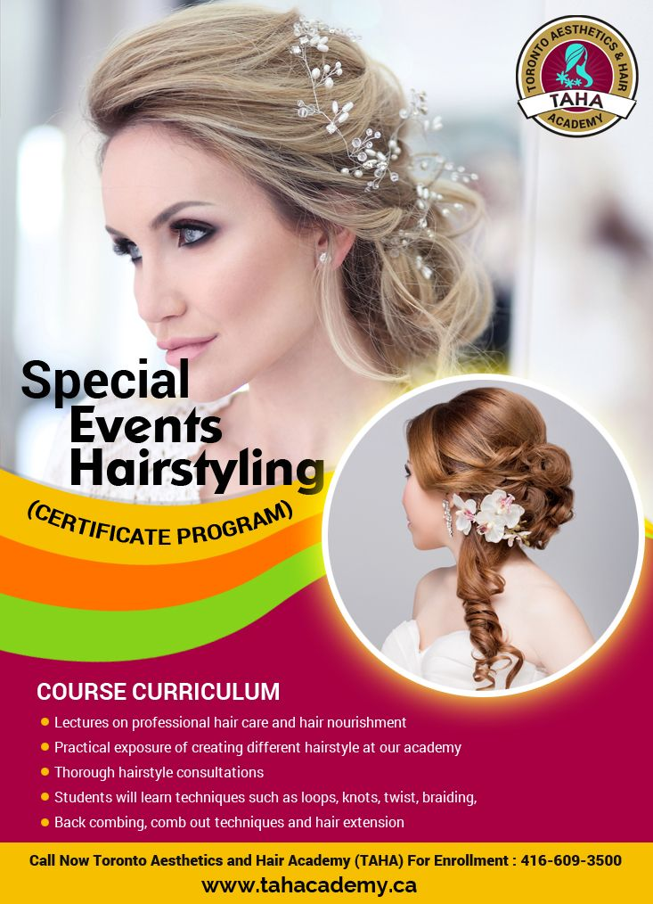 Hairstylingcourse In Toronto Who Offers Hairdressing Makeup Courses Hair Care Products Professional Hair Styles Hairdresser
