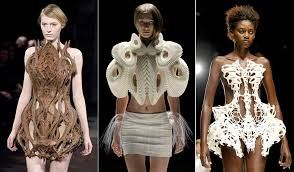 Image result for 3d printed fashion