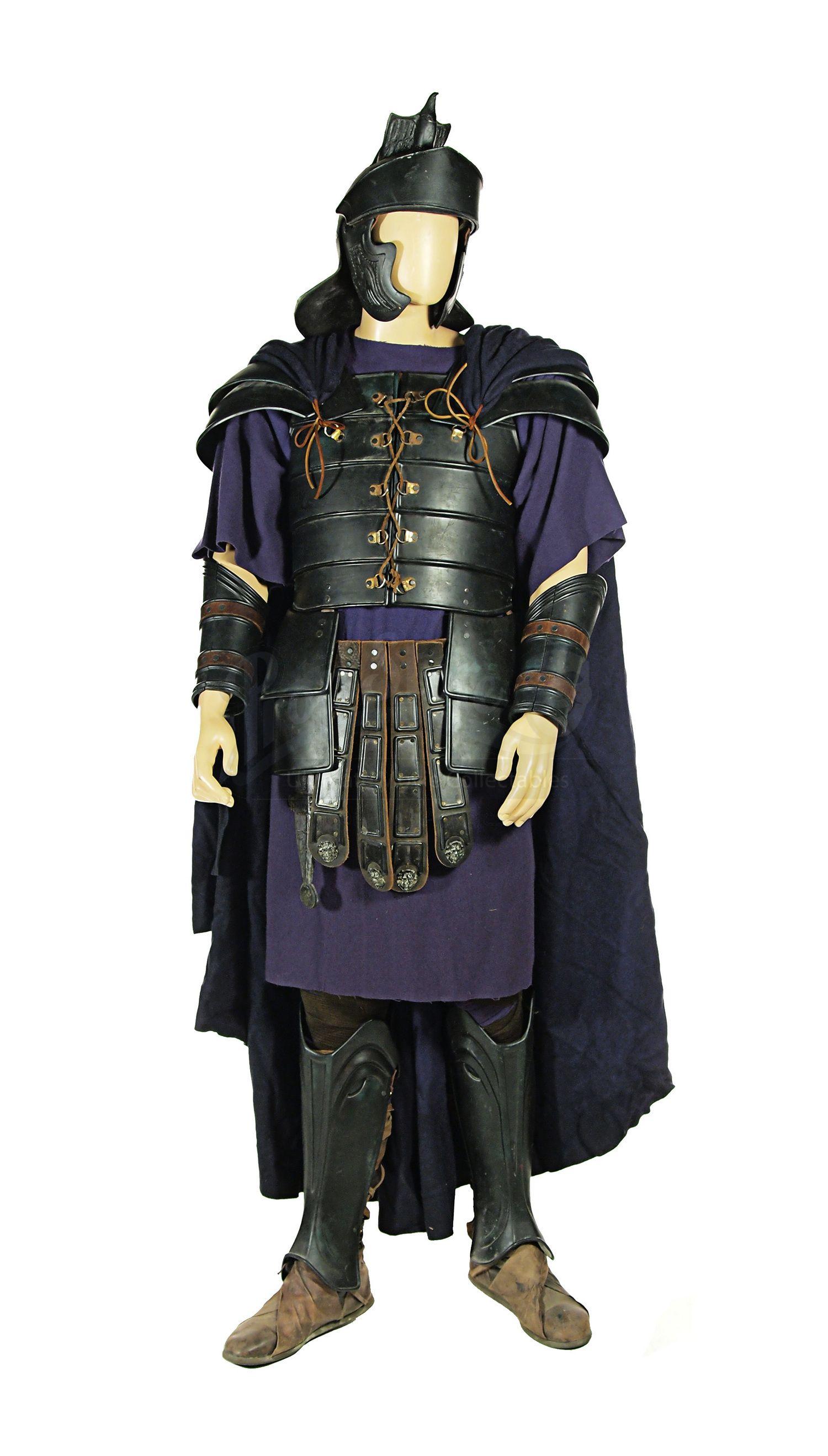 Praetorian Guard Costume from the movie Gladiator ...