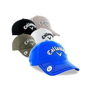 4ece7b72469 Callaway s New Golf Hat with Magnetic Ball Marker Clip...