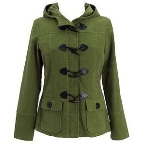 Green duffle coat | Jackets,Coats and outer wear | Pinterest ...
