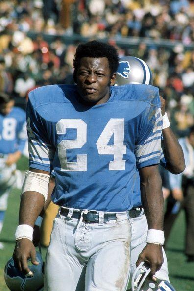 Mel Farr Lions Pictures And Photos Detroit Lions Detroit Sports Detroit Lions Football