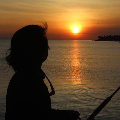 My paradise.  #tetventure #sunset #serendipity #liveauthenic #liveadventurously #naturelovers #pilipinas by eltetdgreat