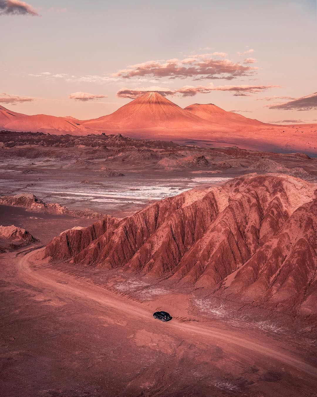 San Pedro De Atacama Chile Repost Josemostajo That One Time We Drove Through Mars Also Chile Travel Chile Travel Destinations South America Travel