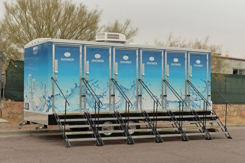 Keep Your Attendees Cool and Clean With Portable Shower Trailers in El Paso The…