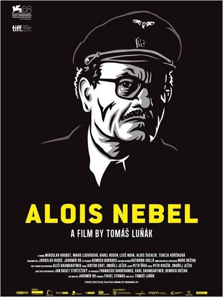 Alois Nebel, de Tomáš Luňák (2012) #affiche