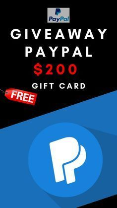 Photo of Free PayPal Gift Card – How To Get A Free PayPal Gift Card …