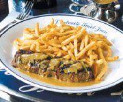 Recettes Secrètes - L'Entrecôte Saint-Jean :: Sauce de L'Entrecôte Saint-Jean