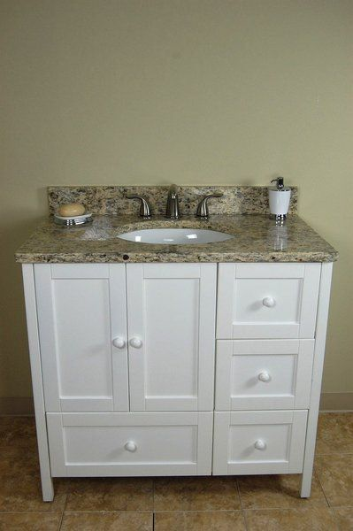 Bath Vanities What Fits Your Style Shaker