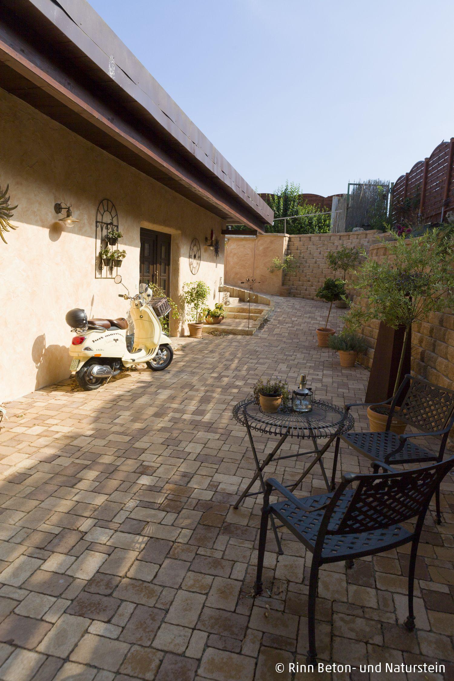 Grosse Hohenunterschiede Stilvoll Ausgleichen Gartengestaltung Einfahrt Gestalten Stil