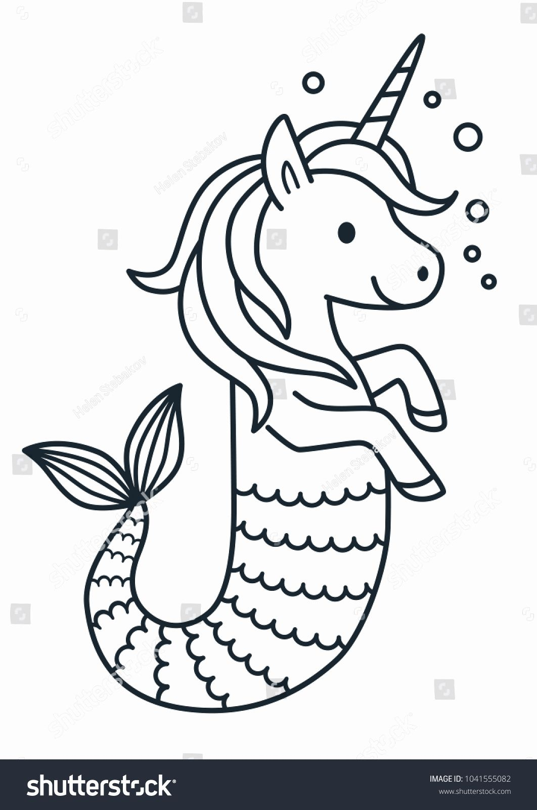 Unicorn Mermaid Coloring Pages For Kids Mermaid Coloring Pages Mermaid Coloring Book Unicorn Coloring Pages