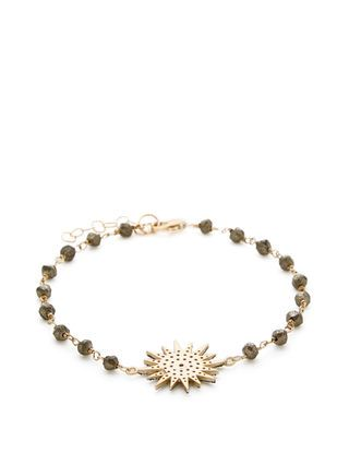 Sun Station Bracelet by Mary Louise Designs at Gilt
