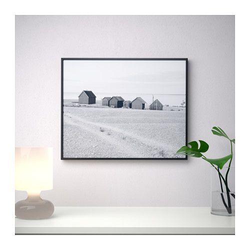 STRÖMBY Frame, black black 40x50 cm | T\'s Room | Pinterest | Catalog ...