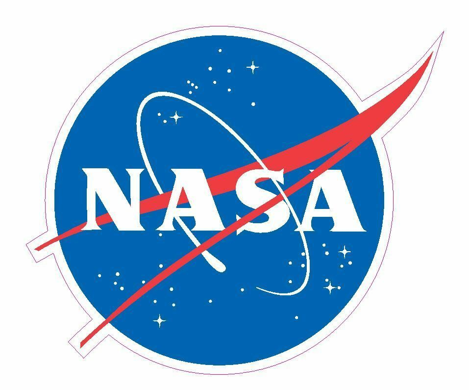 Nasa Meatball Sticker Armed Forces Decal M461 eBay