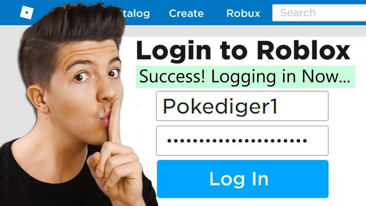 Free Roblox Account