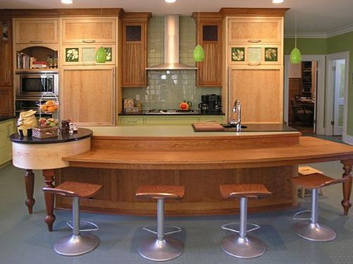 This allows everyone of every age size and mobility to be for Kitchen designs for everyone
