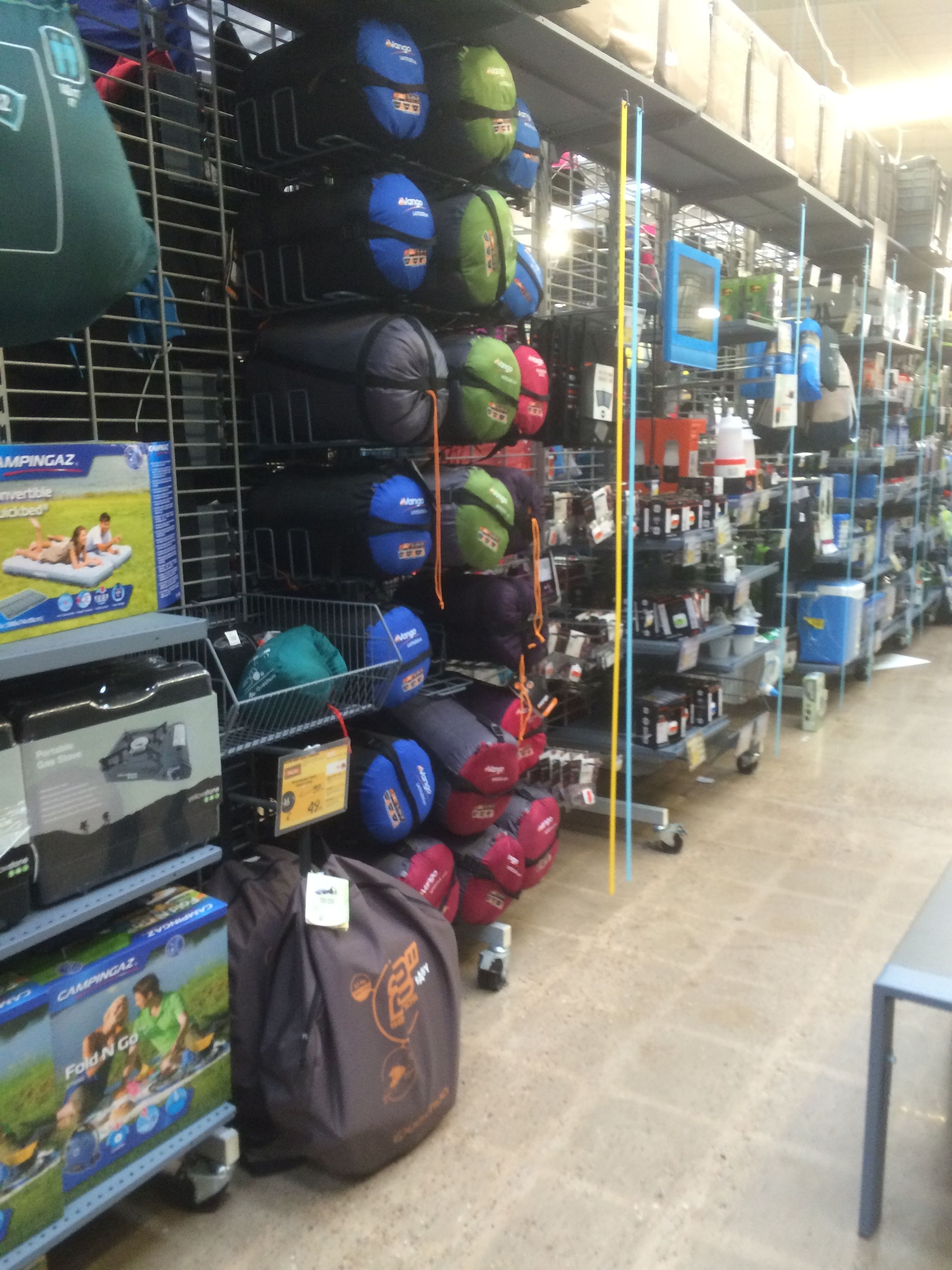 Decathlon - Sheffield - Outdoors - Sports - Disciplines - Activities - Customer Journey - Layout - Landscape - Visual Merchandising - www.clearretailgroup.eu