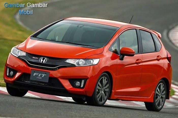 Gambar Mobil Honda Jezz Gambar Gambar Mobil Honda Fit Honda Mobil