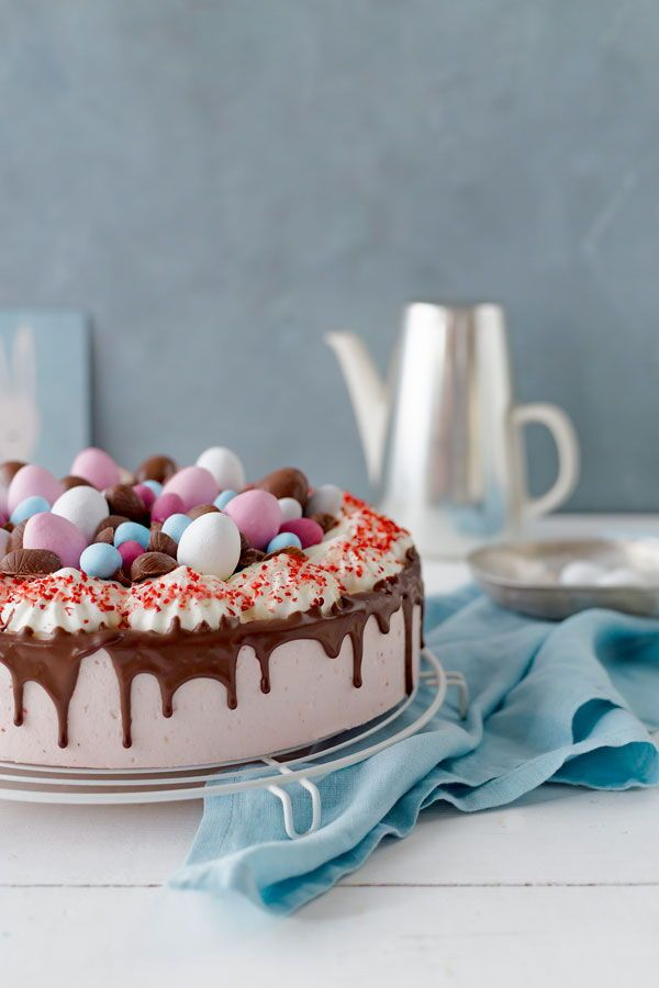 Photo of An Easter cake that everyone succeeds!