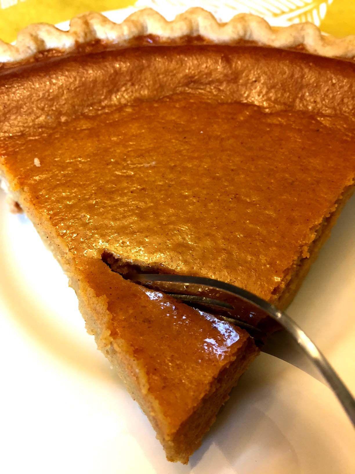 Easy Pumpkin Pie Recipe With Sweetened Condensed Milk Recipe In 2020 Pumpkin Pie Recipes Pumpkin Pie Recipe Easy Easy Pumpkin Pie