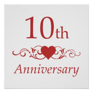 10th Wedding Anniversary wishes, quotes, messages   Happy ...