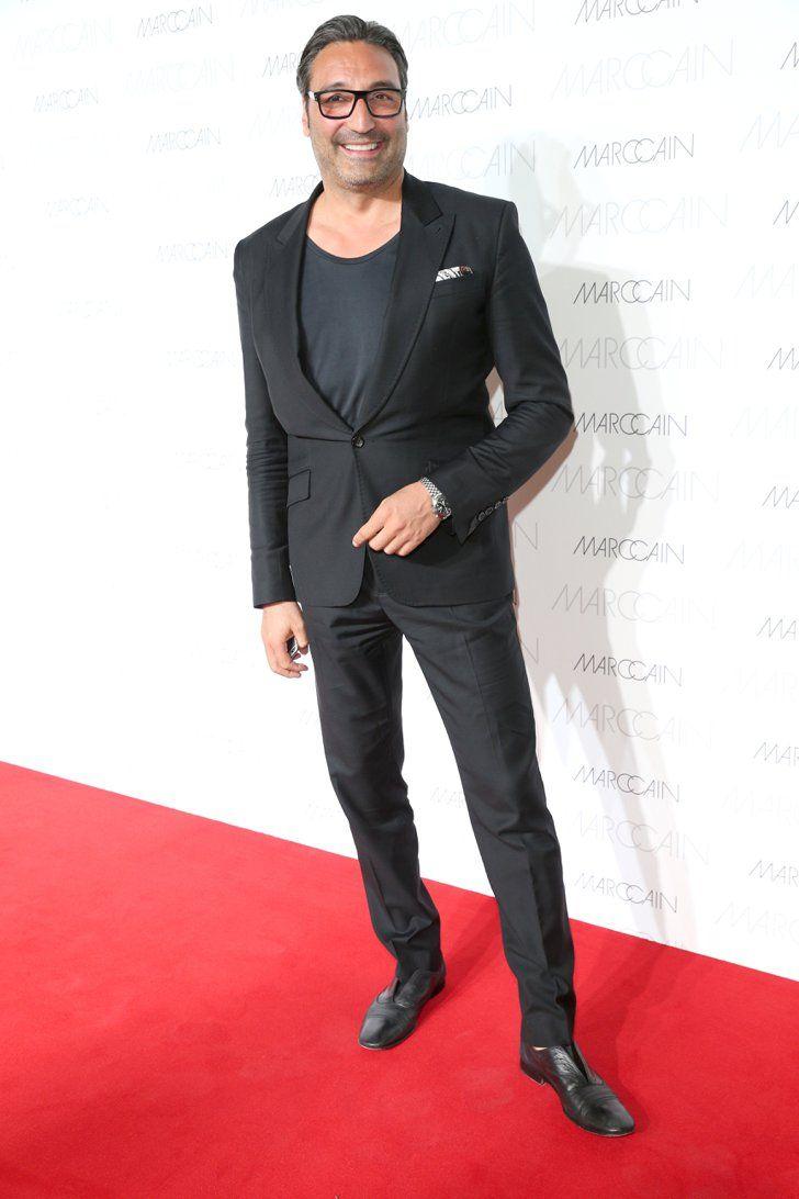 Pin for Later: Seht alle Stars bei der Berlin Fashion Week Mousse T. bei der Modenschau von Marc Cain