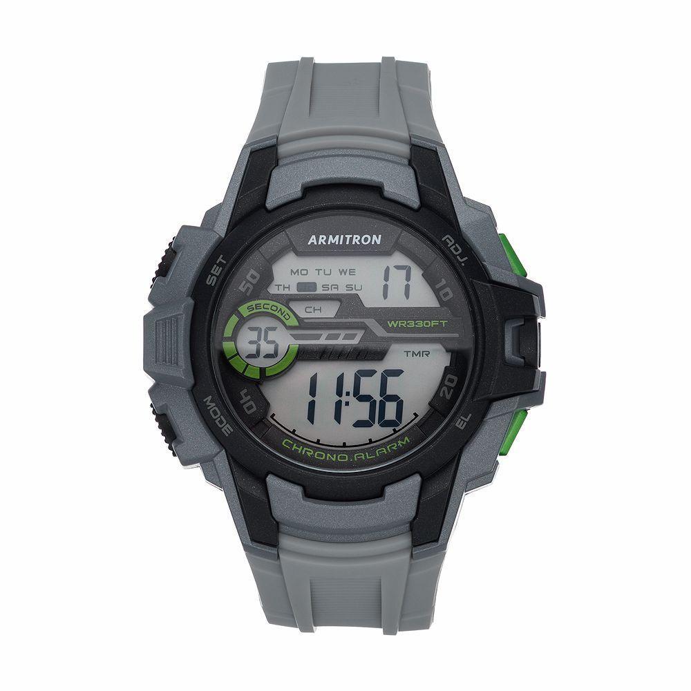 Armitron Unisex Sport Digital Chronograph Watch 40