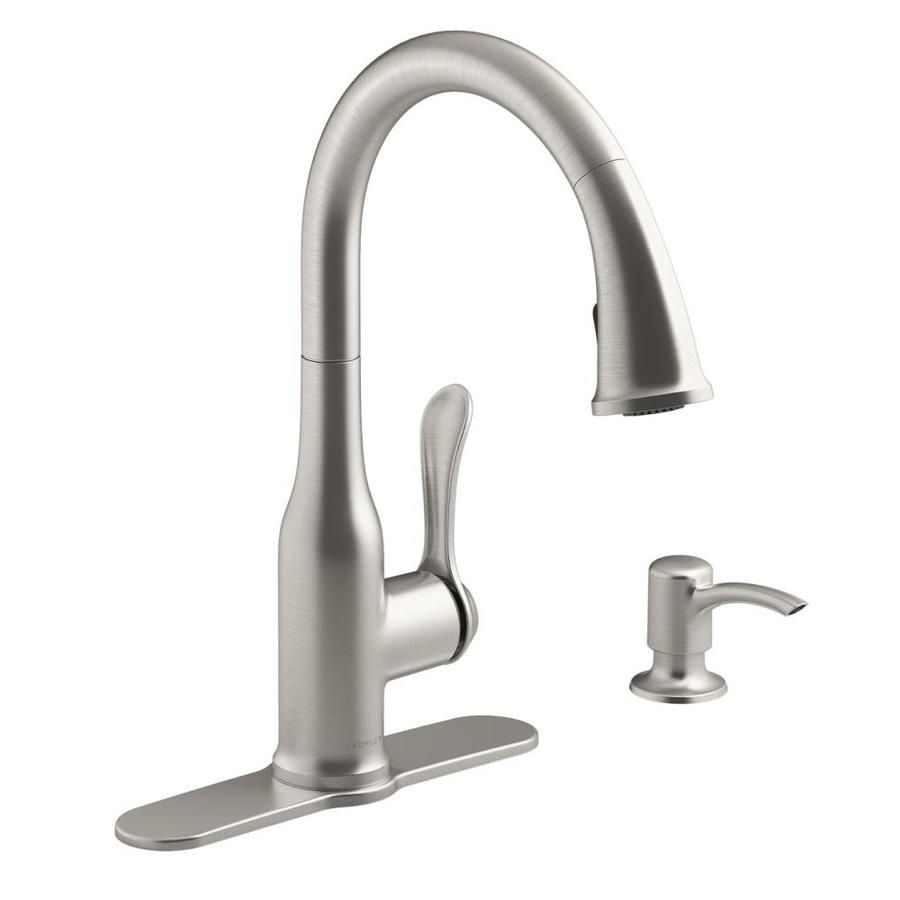 Best Of How To Remove Kohler Kitchen Faucet Spout And Pics In 2020 Kohler Kitchen Faucet Kohler Kitchen Sink Kitchen Faucet