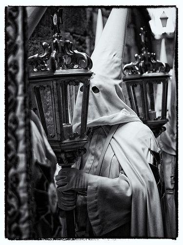 Domingo de Ramos 2012, Palma. Entrando en la Iglesia de San Jaime.