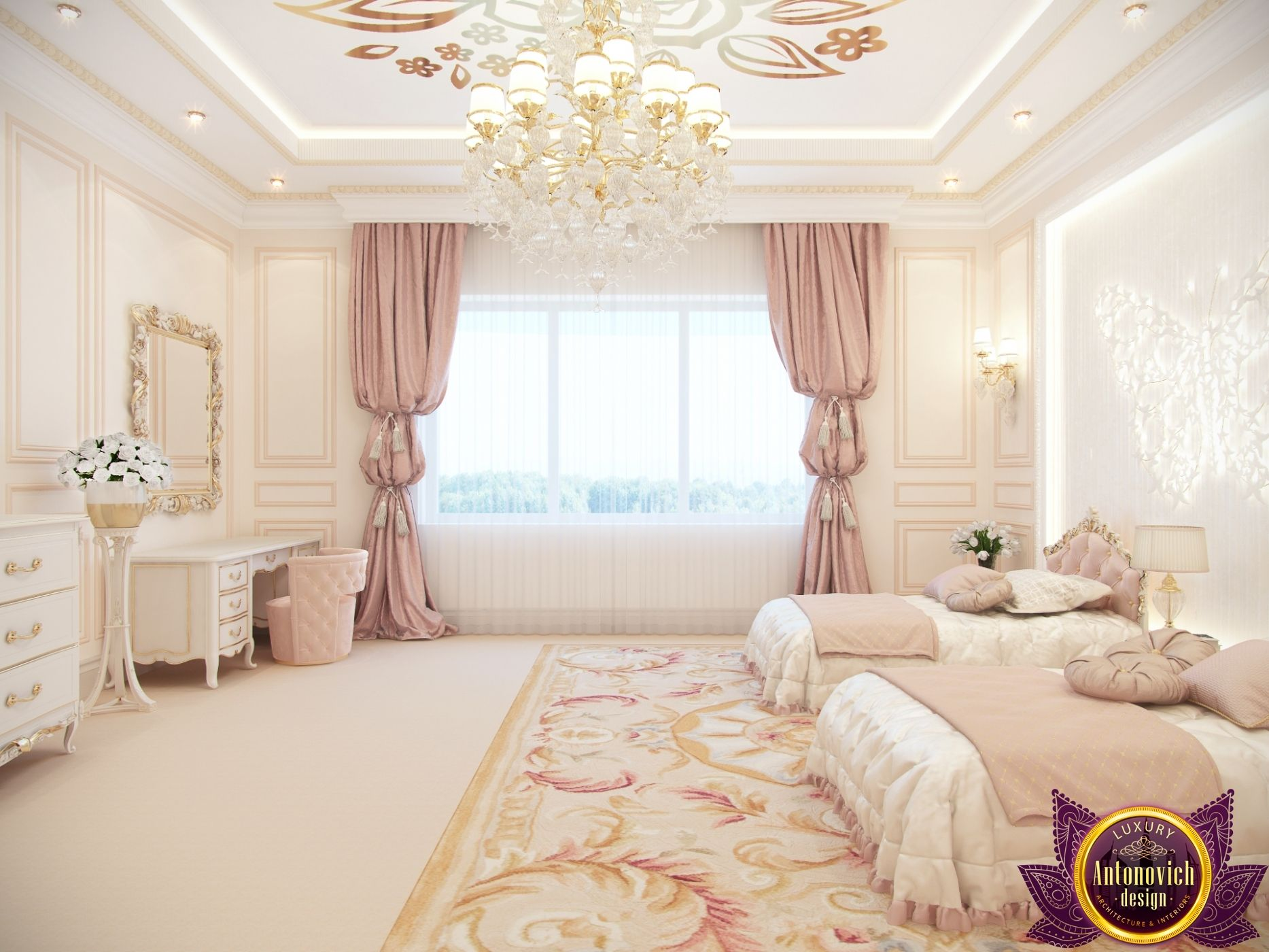 Luxury Bedroom For Children